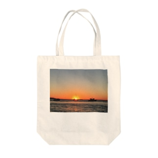 オーストラリア Sunset on the Gold Coast 🇦🇺 Tote bags