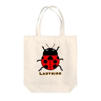てんとう虫 トートバッグ Tote Bag