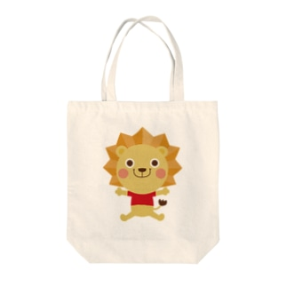 Baby Lion Tote bags