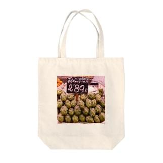 市場1(スペイン) Tote bags