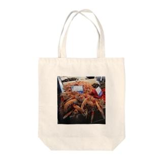 市場2(スペイン) Tote bags