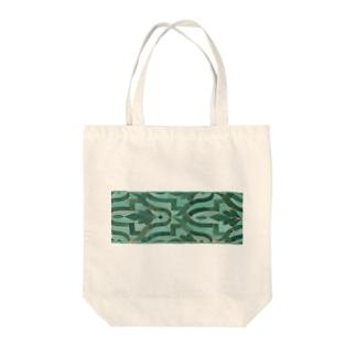 モロッコのタイル2 Tote bags