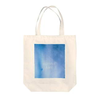 LUCENT LIFE 青世界 / Blue feeling Tote bags