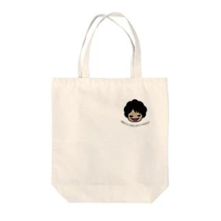 毒プル愛のセレナーデ Tote bags