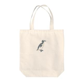 オオウミガラス(小) Tote bags
