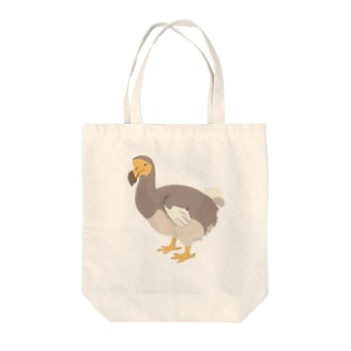 ドードー(大) Tote bags