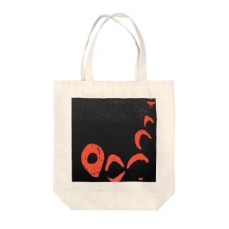 クロアゲハ【Always with Bugs・鱗翅パターン】 Tote bags