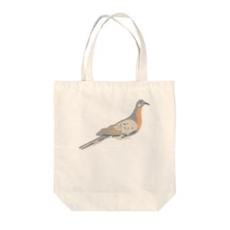 リョコウバト(大) Tote bags