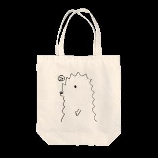 宮澤寿梨のじゅ印良品の【寿梨ちゃん愛用】『半じゅジラ』トートバッグ カラー選択可能トートバッグ