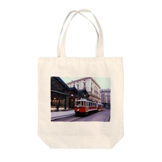 Prague  Tote bags