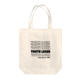 youth loser 1997 トートバッグ