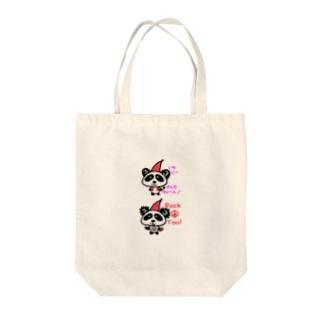 サンダちゃん Tote bags