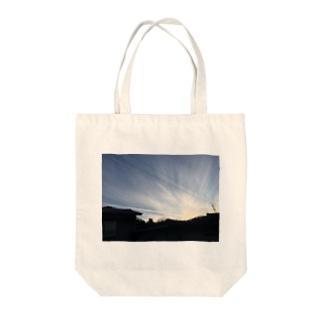お空 Tote bags