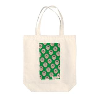 フクロウさん Tote bags