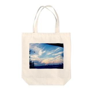 かなでる空 Tote bags