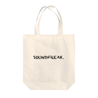 SOUNDFREAK Tote bags
