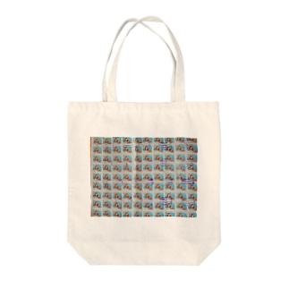 フィリピンの海 Tote bags