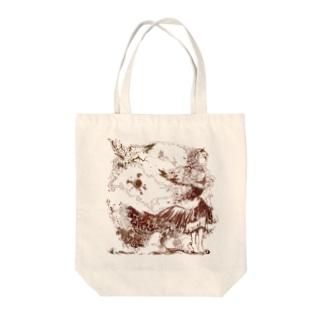 陽気な天使 Tote bags