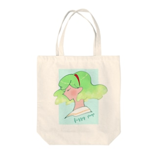 fizzy pop メロンソーダ Tote Bag
