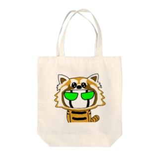 BK レッサーVrビケ Tote bags