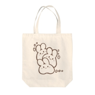 うさすらいむ Tote bags