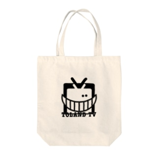 TOLAND TV 公式グッズ Tote bags