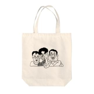 ぞなもし Tote bags