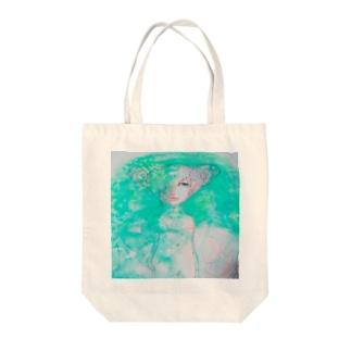 オリジナルイラスト  グッズ Tote bags