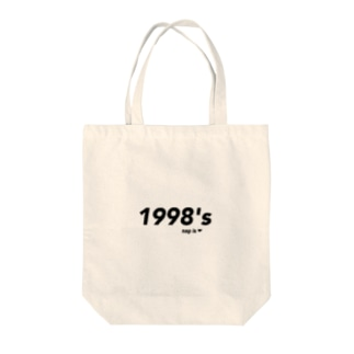 1998's トートバッグ Tote bags