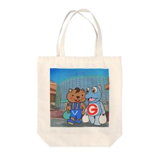ビバシティ彦根でお買い物 Tote bags