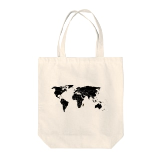 The Earth Tote bags