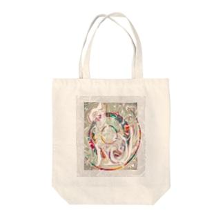ネコマブ Tote Bag