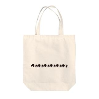 bakuばくバク Tote bags