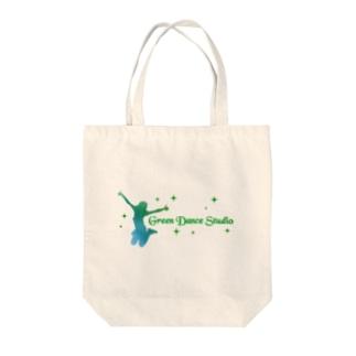 グリーンダンススタジオ Tote Bag