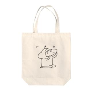 PAN Tote bags