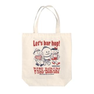 パテブラリ(PATE-BURARI) Tote bags