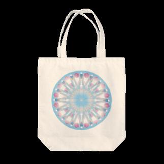 緋野屋のCircle Art Tote bags