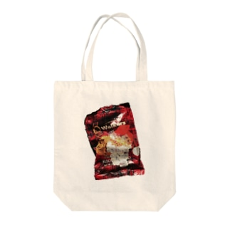 w.w.4. ( Working Walker!4 ) Tote bags