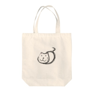 ねこ太郎 Tote bags