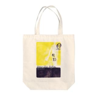 QED_Y Tote bags