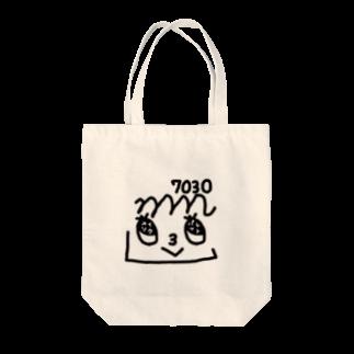 7030ナオミオ百貨の7030kun-may soトートバッグ