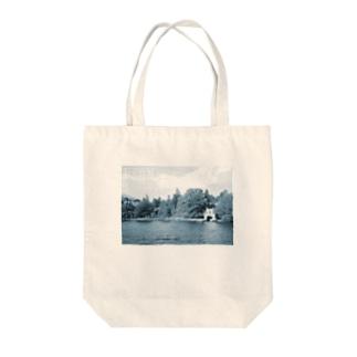 イングランド1-taisteal-タシテル- Tote bags