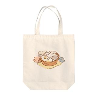 かごキャット Tote Bag