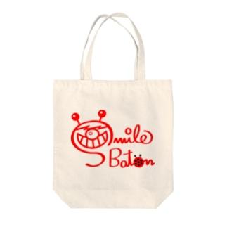 インクリー(赤) Tote bags