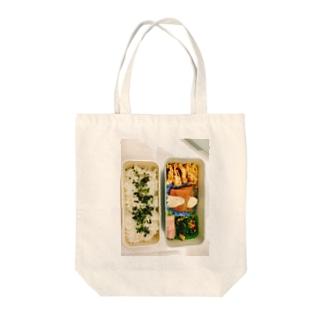おべんとう Tote bags