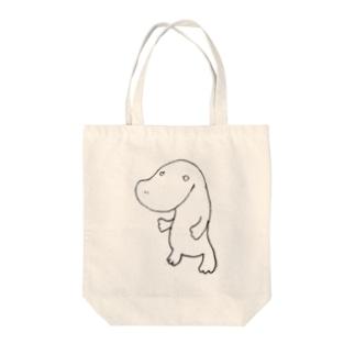 のぺ Tote bags