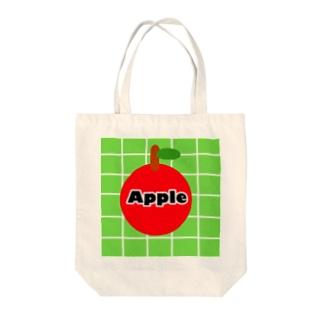 レトロApple Tote Bag
