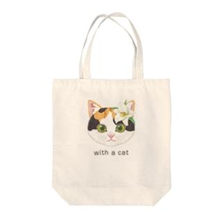ねこちゃん(リリー)totebag Tote Bag
