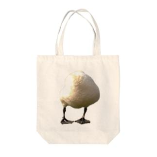 ドイツのトリ Tote bags