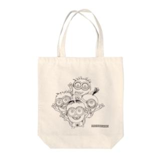 ミニオンズ Tote bags